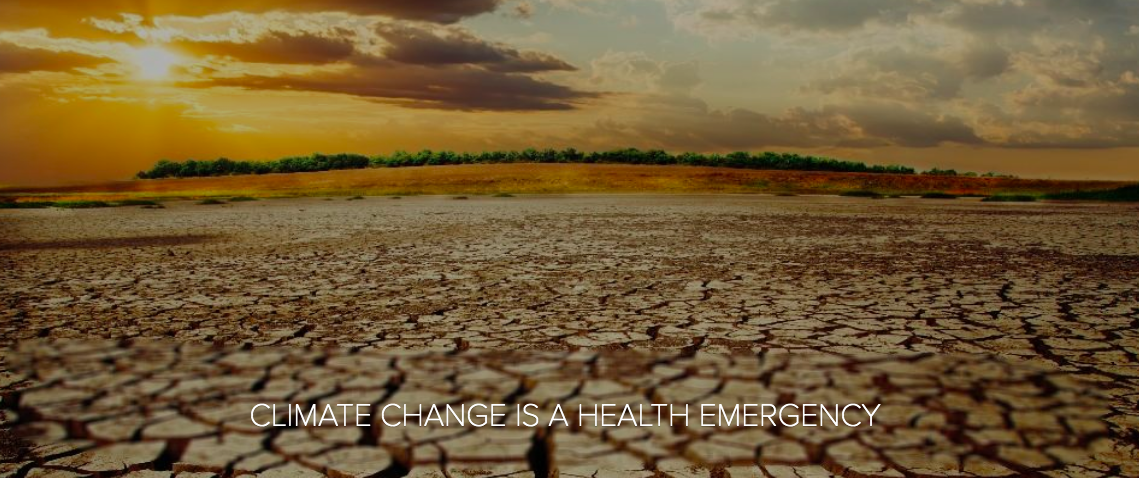 "AMA declares climate change a ""health emergency"""