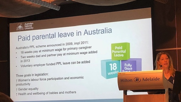 Next steps to improve paid parental leave in Australia