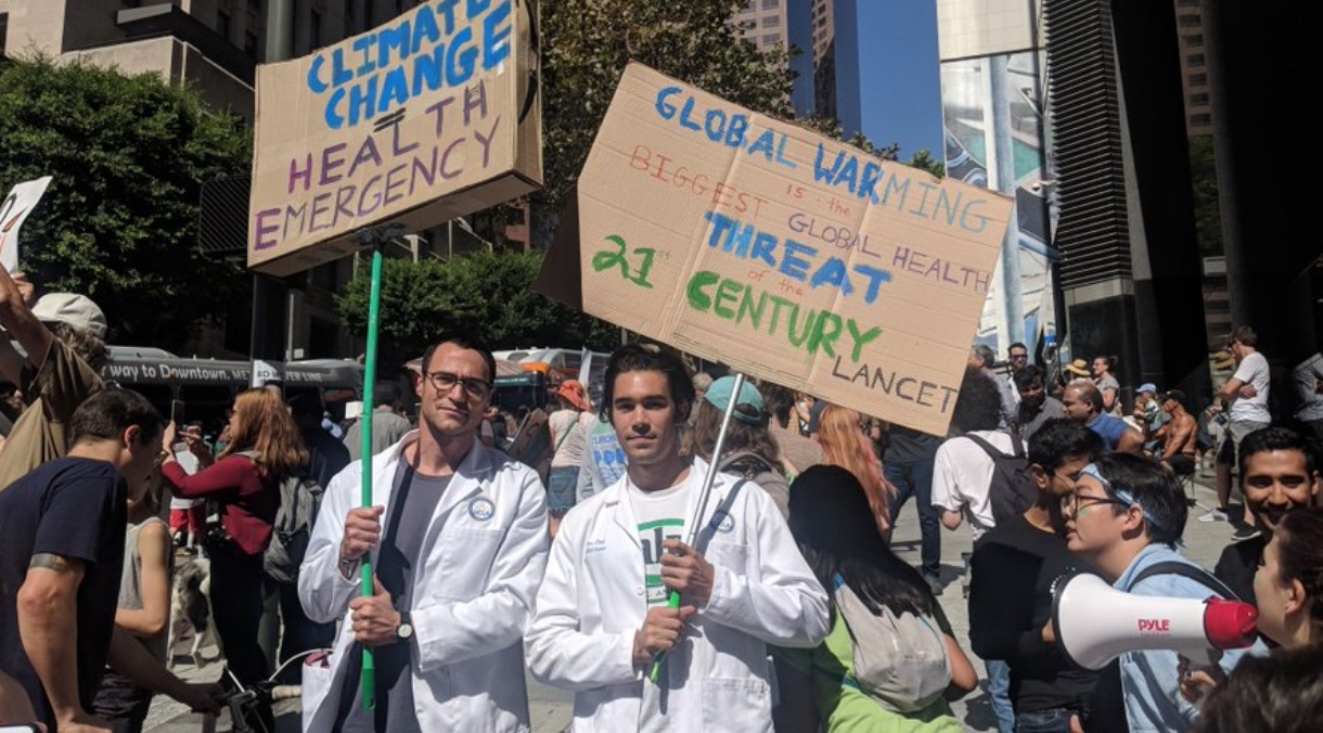 From COP25, a cry for health-promoting action on the climate emergency