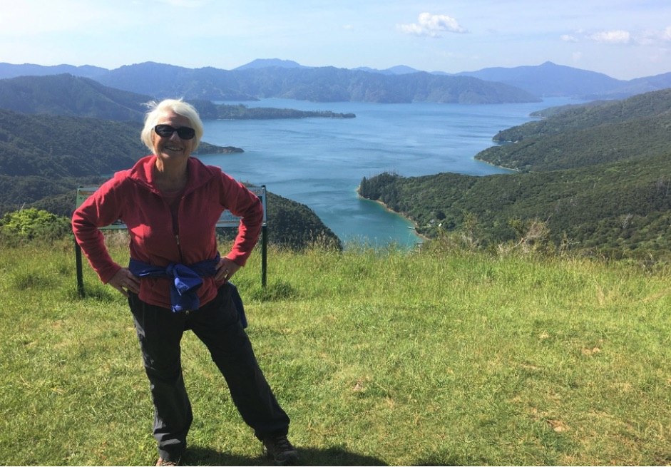 Tramping the Queen Charlotte Track in Aotearoa