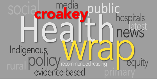 The Health Wrap: affordable medicine, mental health spending, social missions, Indigenous health and more