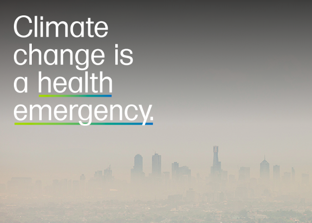 Climate change is a health emergency