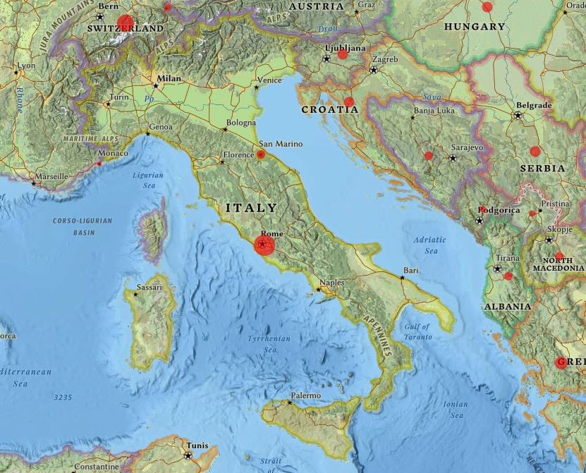 Biases, fragmentation and flexibility: lessons from Italy's COVID response