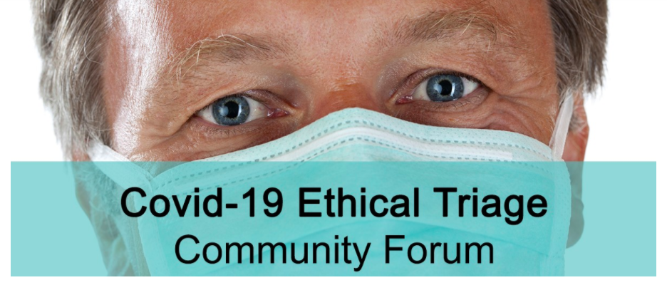 Ethical triage, where vulnerability means increased risk, not certain death