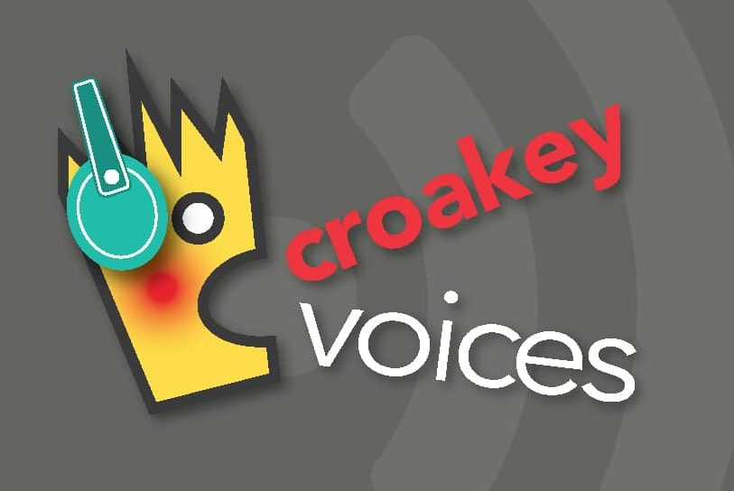 How are prisoners and their families coping with the pandemic threat? Listen to CroakeyVOICES