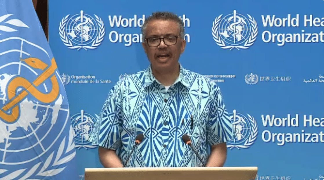 The WHO's global call to action – wrapping the news from #WHA73