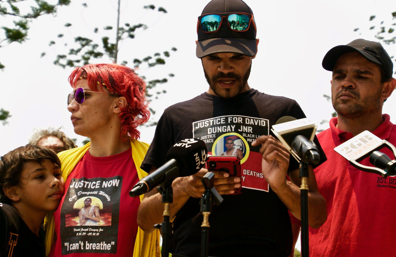 Outrage here over George Floyd's death must lead to end of deaths in custody in Australia