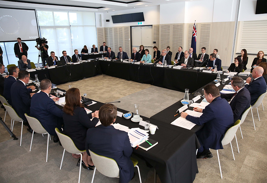 What does killing off COAG mean for health, climate change, transparency and much more?